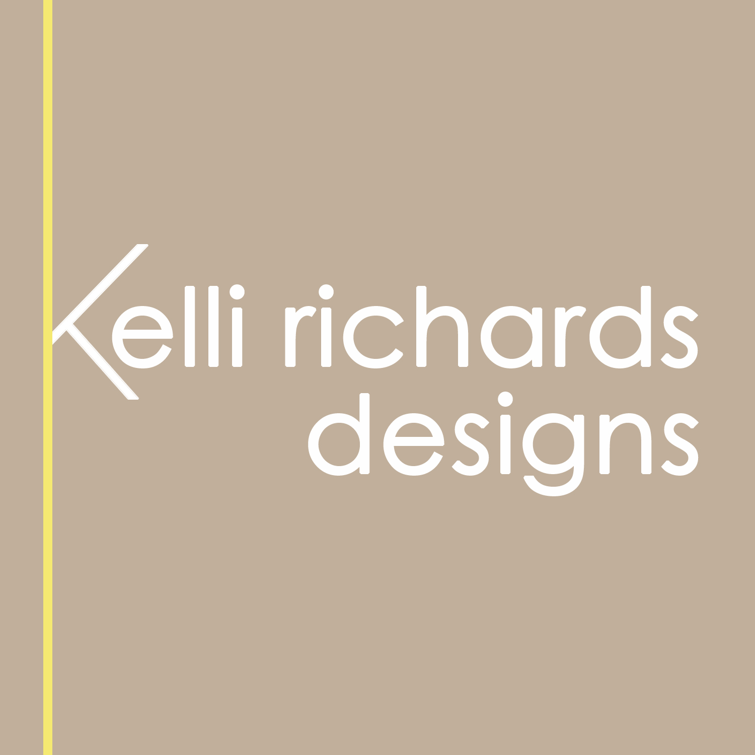 Kelli Richards Designs Logo